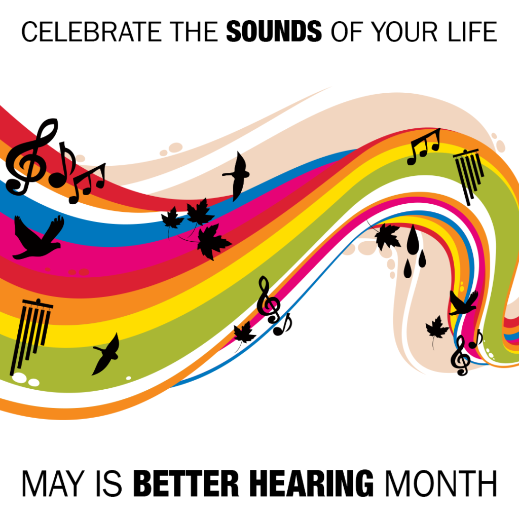 Better Hearing Month Hearing Aid Giveaway Update